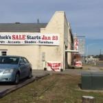Bulluck Warehouse Streetside
